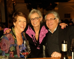 Jodie Rea, Cathy Crowser and Mark Newman