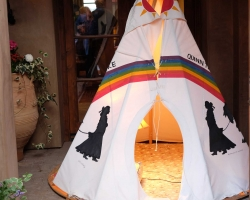 Every home needs a Tee-Pee